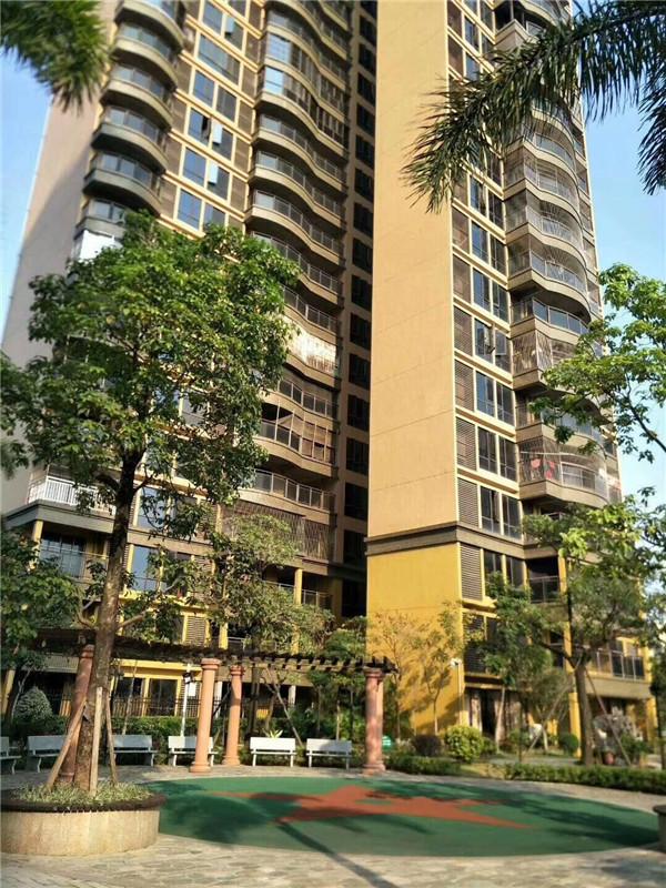 宝安最新村委统建楼(福海湾花园)7栋花园小区,均价23000,利息6厘,首付5成,分期3-5年