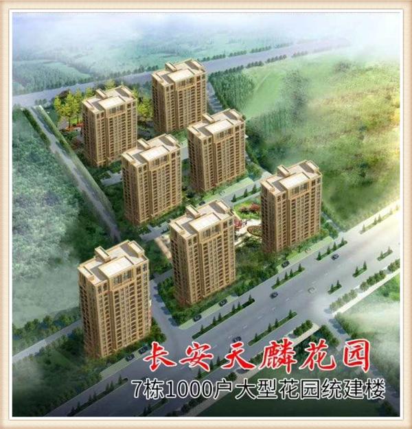 东莞长安小产权房|天麟花园|大型空中花园8800起|双停车场