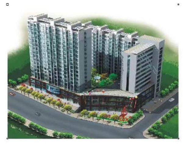 常平6栋大型村委统建楼(锦程花园1期)4580起,首付3 成,分期五年利息3 厘