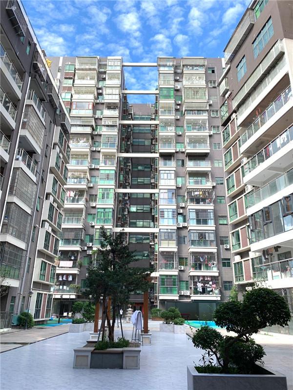 龙华双地铁花园房【龙华-幸福里】4大栋围合小区,均价12000/平米起,首付五成,利息3厘起