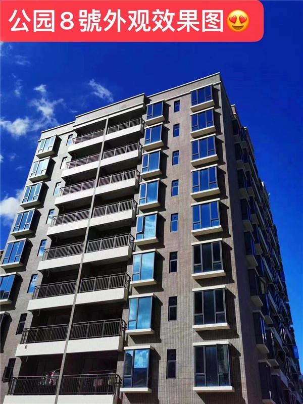 大朗地铁物业最新小产权房楼盘出售(公园8號)均价4300地铁口上盖物业