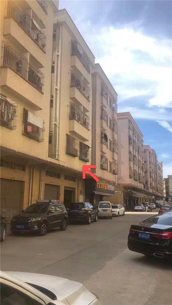 东莞虎门小产权房5层整栋出售