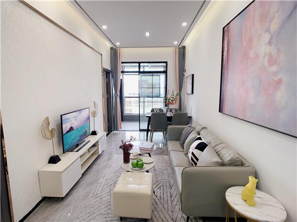 龙华观澜最便宜小产权房(龙华观华时代)13层高,一梯7户