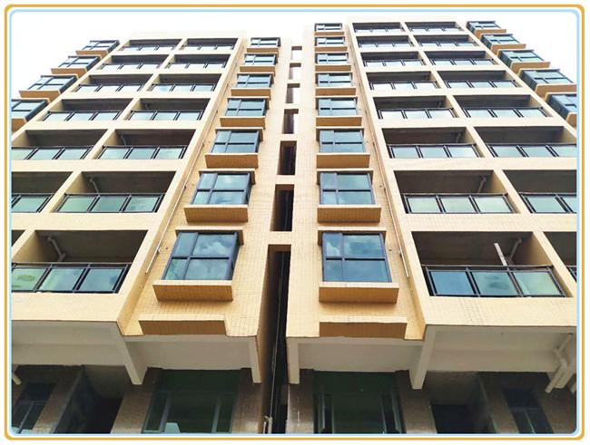 黄江小产权房|大学城家园二期|首付18万入住精装原始户型两房