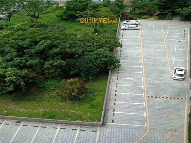 8栋东莞黄江小产权房新开盘楼盘《创业花园》全封闭大型花园小区房-自带大型停车场