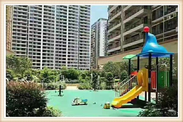 龙华清湖地铁站7栋大型花园小区房