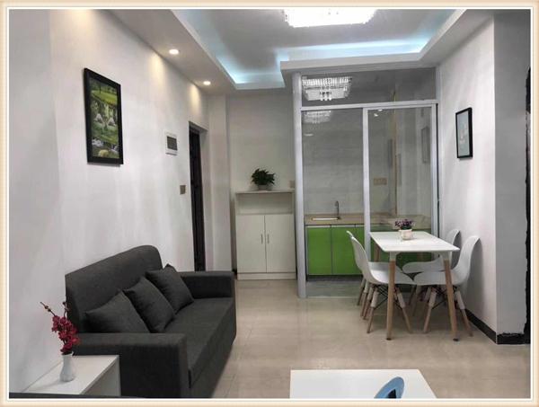 松岗地铁口小产权房|金泉公寓|地铁口100米|二房48.8万