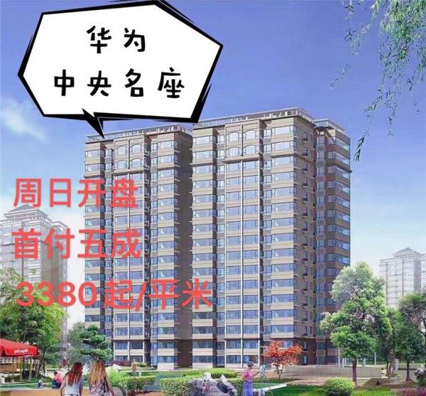 近松山湖小产权房|华为中央名座|两栋| 首付五成|分期️3~️5年