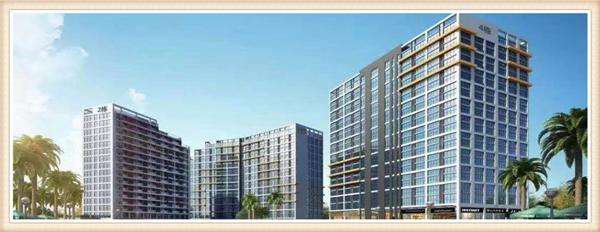 盐田3栋5单元600户|自带大型停车场大型花园|户户精装修交房