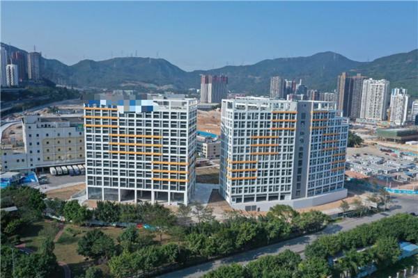 盐田中心4栋新建统建楼|东部铭城|均价21000元|首付5成| 分期10年