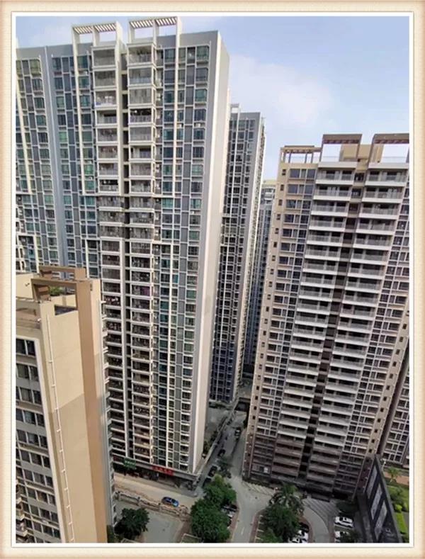 深圳松岗12栋大型花园小区房,商品房品质均价17000元