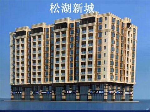 东莞松山湖华为最近的小产权房松湖新城4栋两房26万一套起  华为